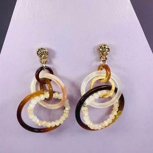 CLOSET REHAB Jewelry - 🆑 Linked Multi-Hoop Dangles